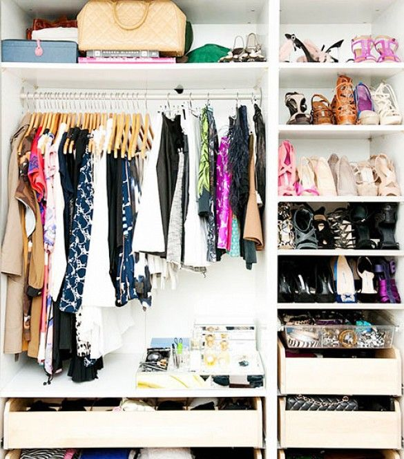 How to de-Clutter your Wardrobe like a Pro