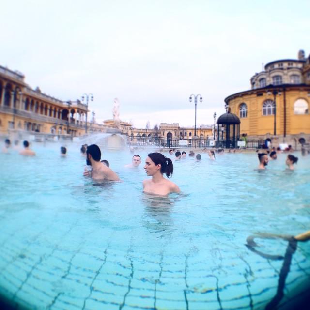 Travel Diaries: Budapest