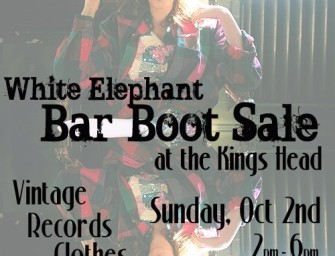 White Elephant Bar Boot