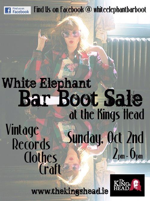 White Elephant Bar Boot