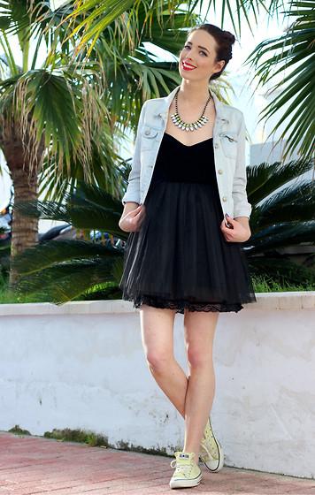 Tulle dress (& Motel Rocks 25% Discount Code )