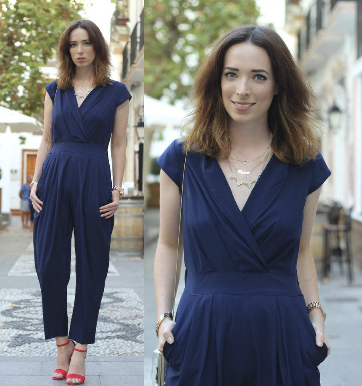 Outfit Post: The Jumpsuit