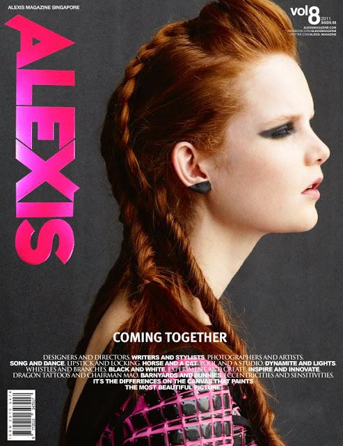 Alexis Magazine Feature