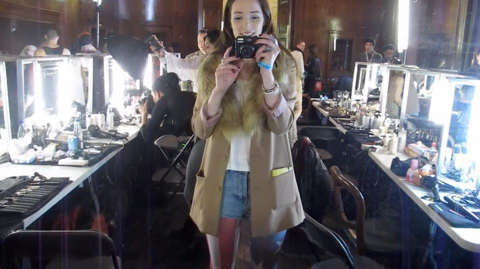 London Fashion Week: VIDEO – Behind the scenes @ House of Holland