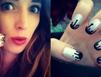 Beauty Review: Nail Art // False Nails by Dazie Jewellery (& Video)