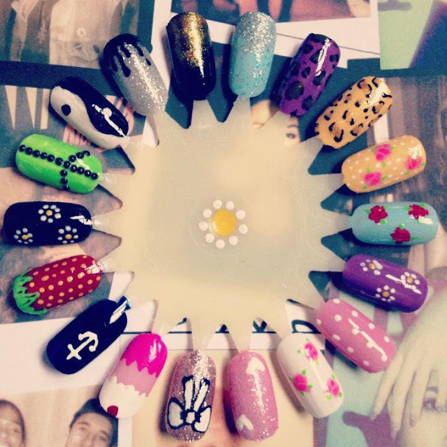~NAIL ART GIVEAWAY~ Win a Pair of Dazie Nails of Your Choice! CLOSED