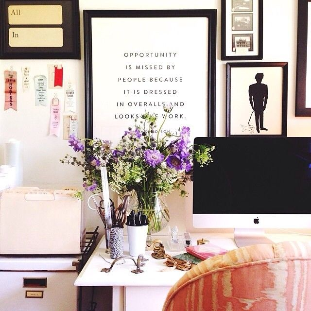 Interiors: Home-office inspiration