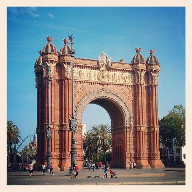 Barcelona Photo Diary (and video!)