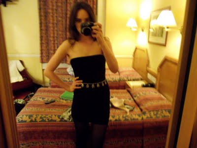 Hotel Rooms with Big Mirrors