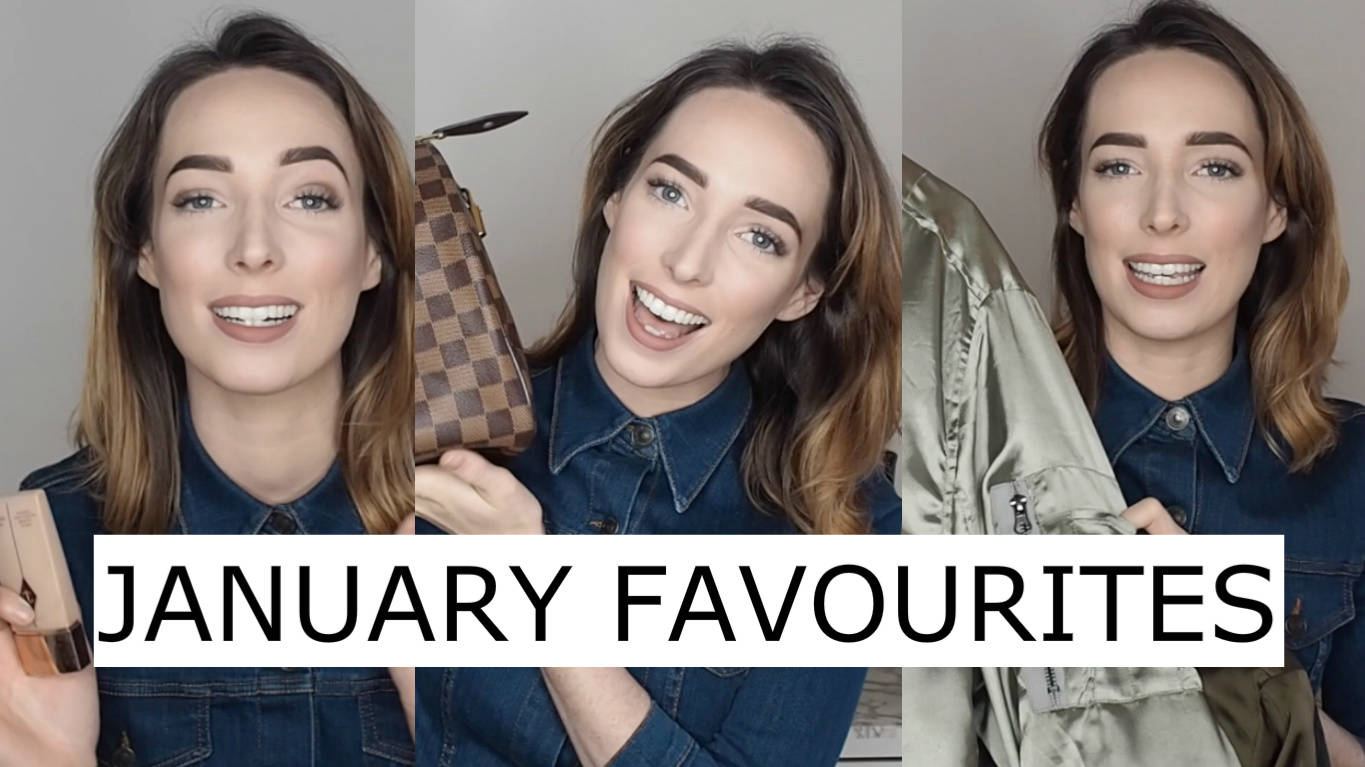 YouTube Video: January Favourites