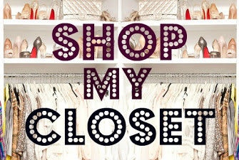 "Announcement! ~ ""Shop my Closet"" feature launched!"
