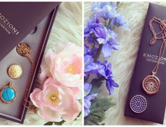 Emozioni Giveaway: Win a custom pendant set!