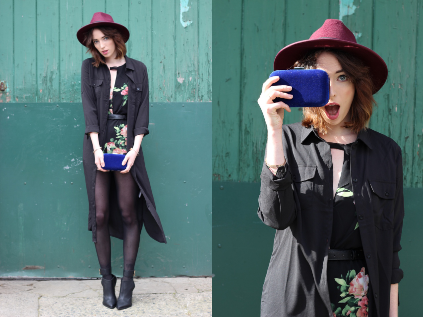 Style Diary: Boohoo #OWNIT: Look One