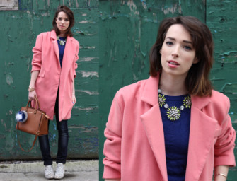Style Diary: Think Pink