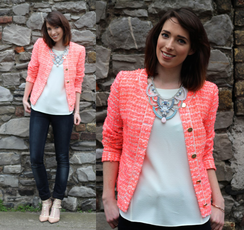 Style Diary: Neon Boucle