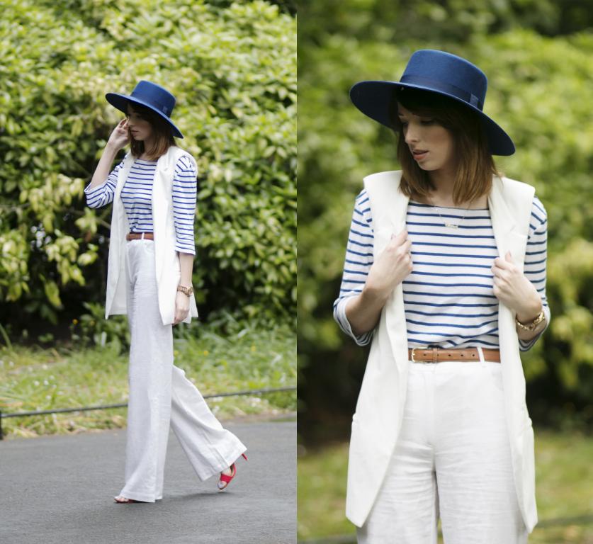 Style Diary: Breton Stripes
