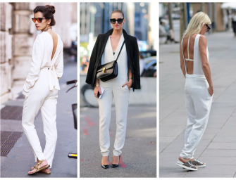 Trend Report: Jumpsuits