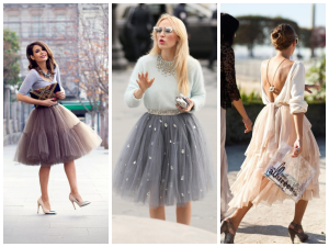 How To Wear It Tulle Skirts