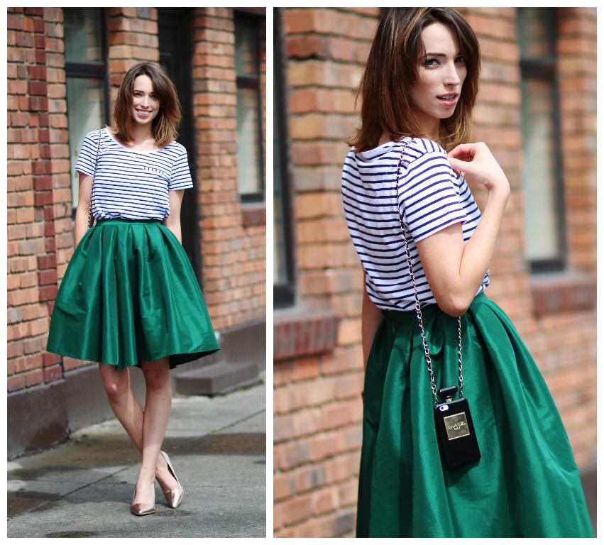 Style Diary: Midi Skirt