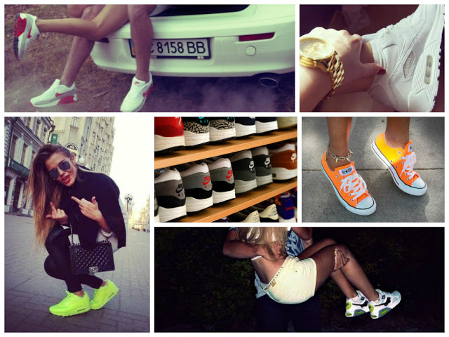 The Edit: Fresh Kicks ~ Mood Board & Top Picks