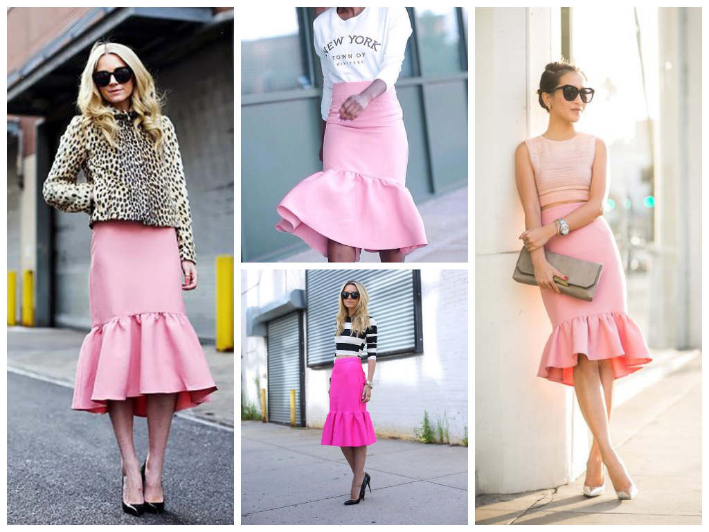 Trend Report: Fishtail Skirts