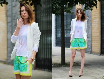 Style Diary: Board Shorts
