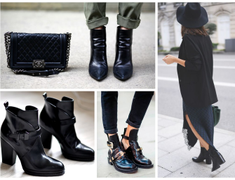AW Trend Report: Ankle Boots