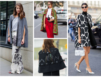 AW Coat Edit: The Cape