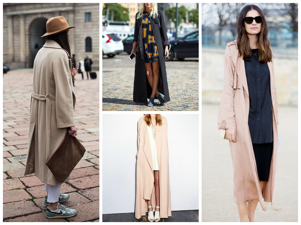 AW Coat Edit: The Duster Coat
