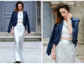 Style Diary: Show them your sparkle