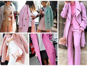 AW Coat Edit: Pink