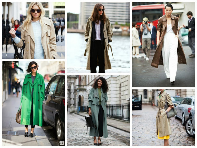 A/W Coat Edit: The Trench