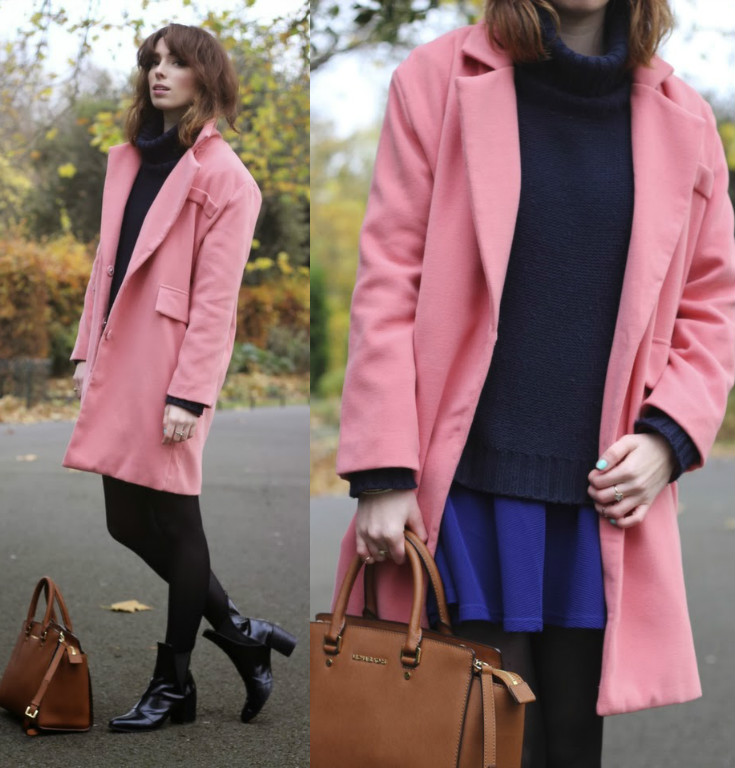 Style Diary: Pink to make the boys wink.