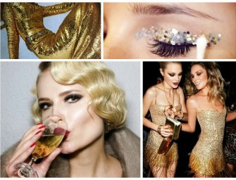The Party Edit: Champagne Girl