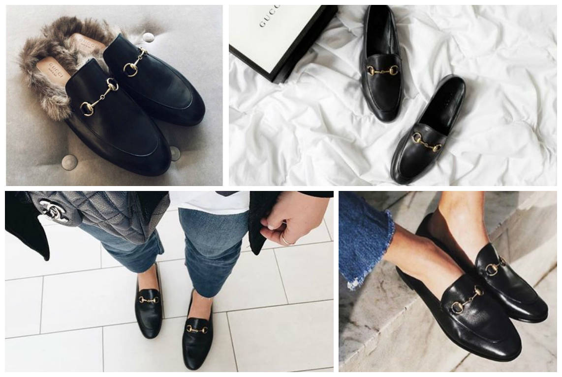 d45f64d8ba6 Basics Wishlist  Gucci Horsbit Loafer