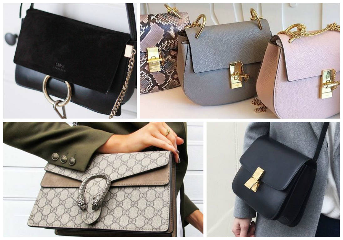 Basics Wishlist: 5 Great Designer Crossbody Bags