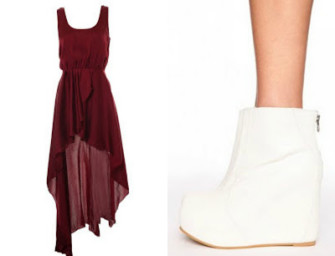 Win My Wardrobe ~ Giveaway #1: Jeffrey Campbell Shoes and InLoveWithFashion Dress