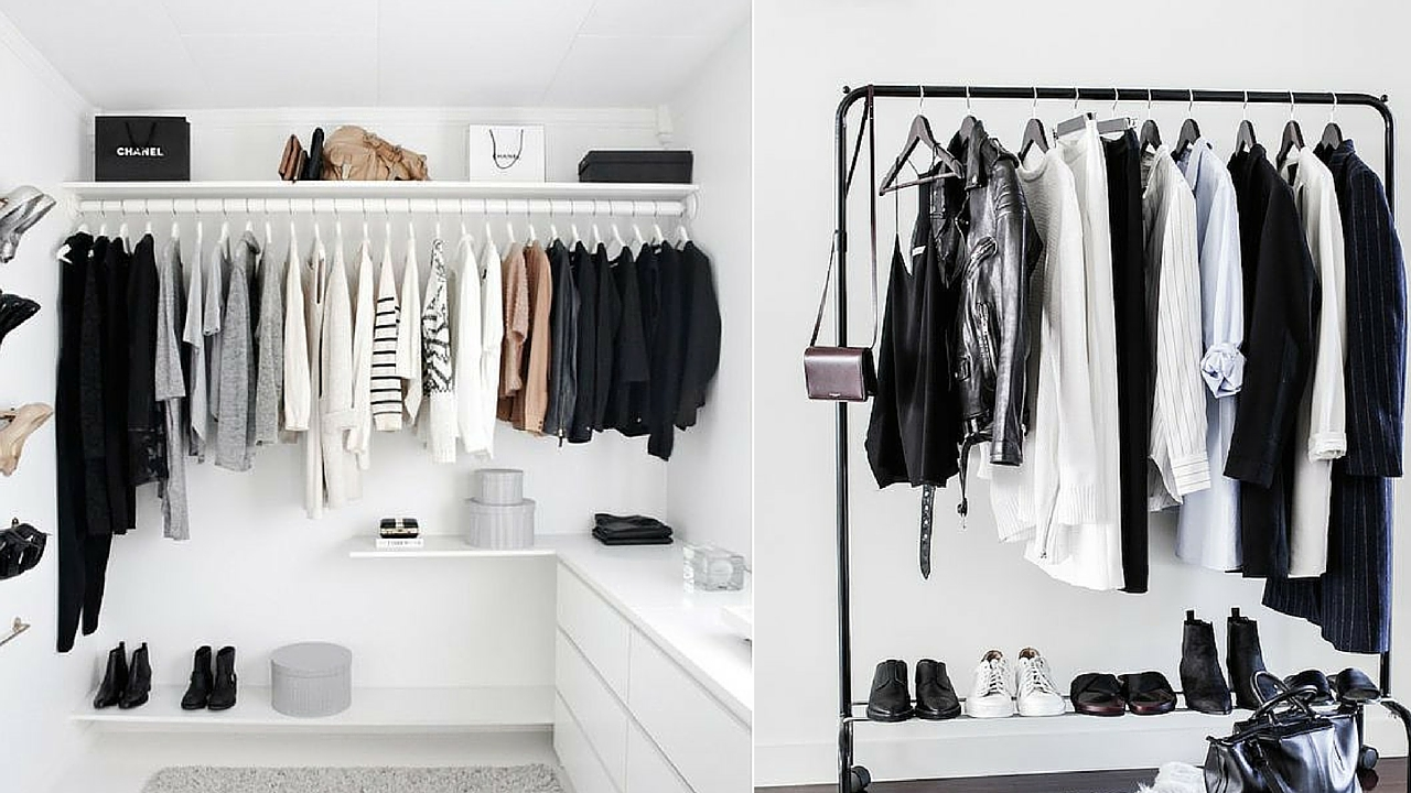 VIDEO: 5 EASY STEPS TO THE ULTIMATE WARDROBE CLEAROUT