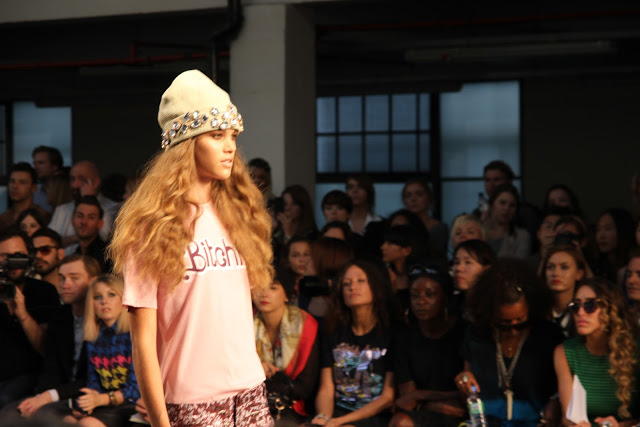 London Fashion Week Day 2 ~ House of Holland Show ~ Photos & News!