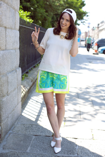 Outfit Post: Stellar Feature ~ Look #1