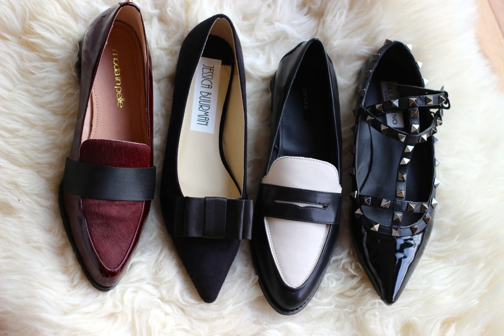 New In: Flat Shoes