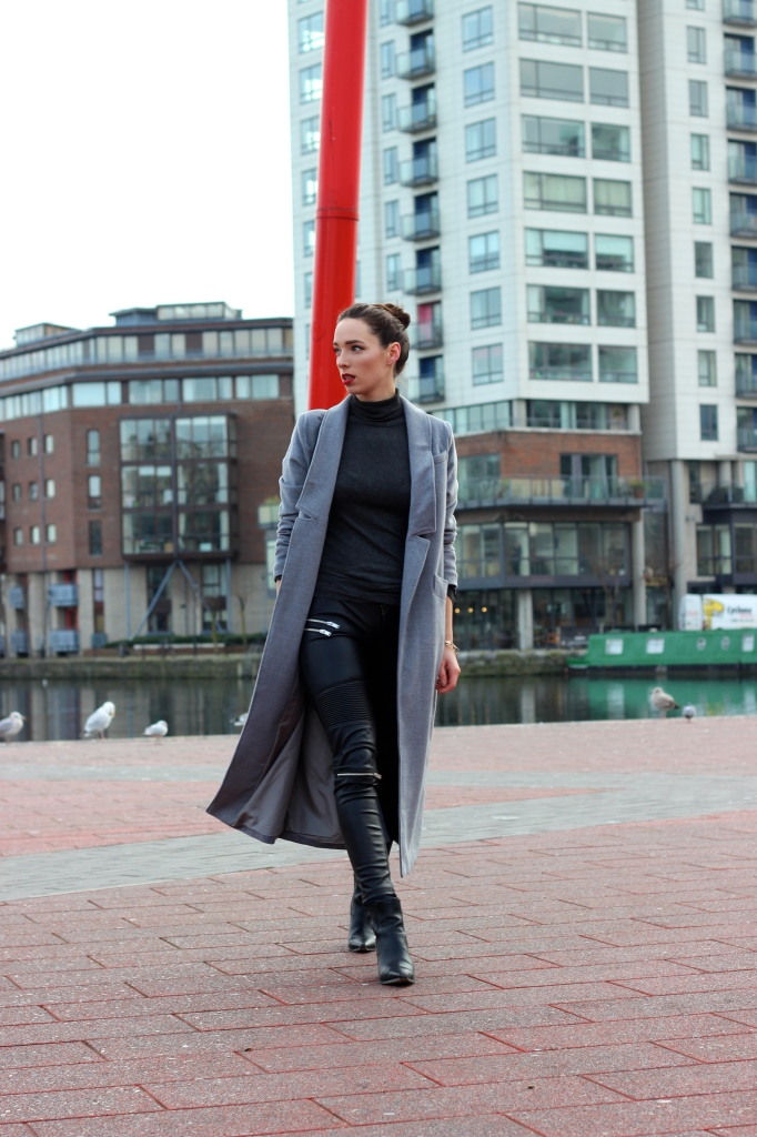 Style Diary: Grand Canal Dock