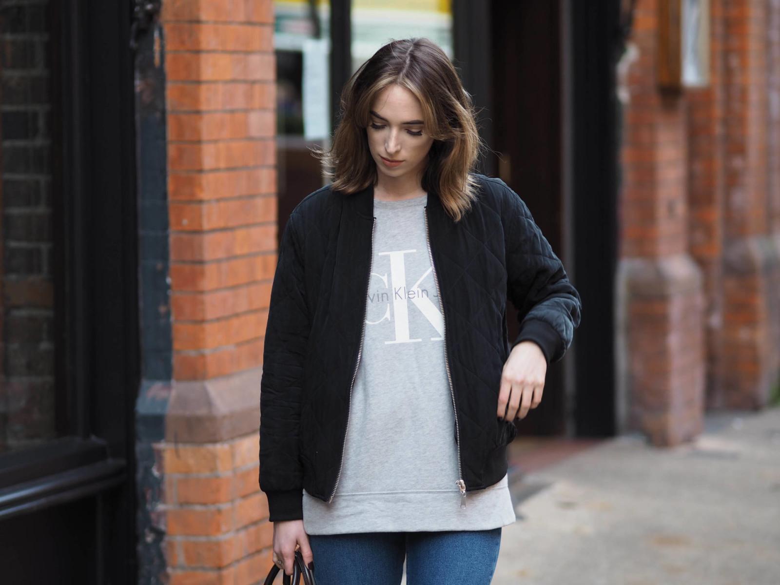 Style Diary: Fresh Kicks, Comfy Sweaters