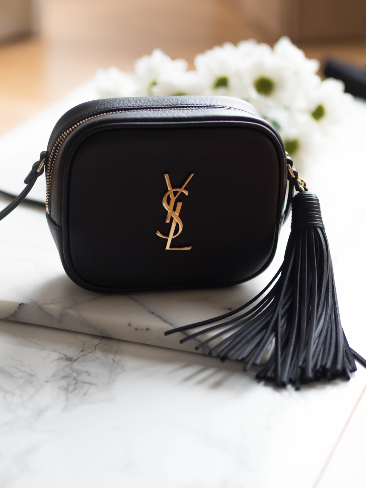 e2d033721f THE YSL Blogger Bag