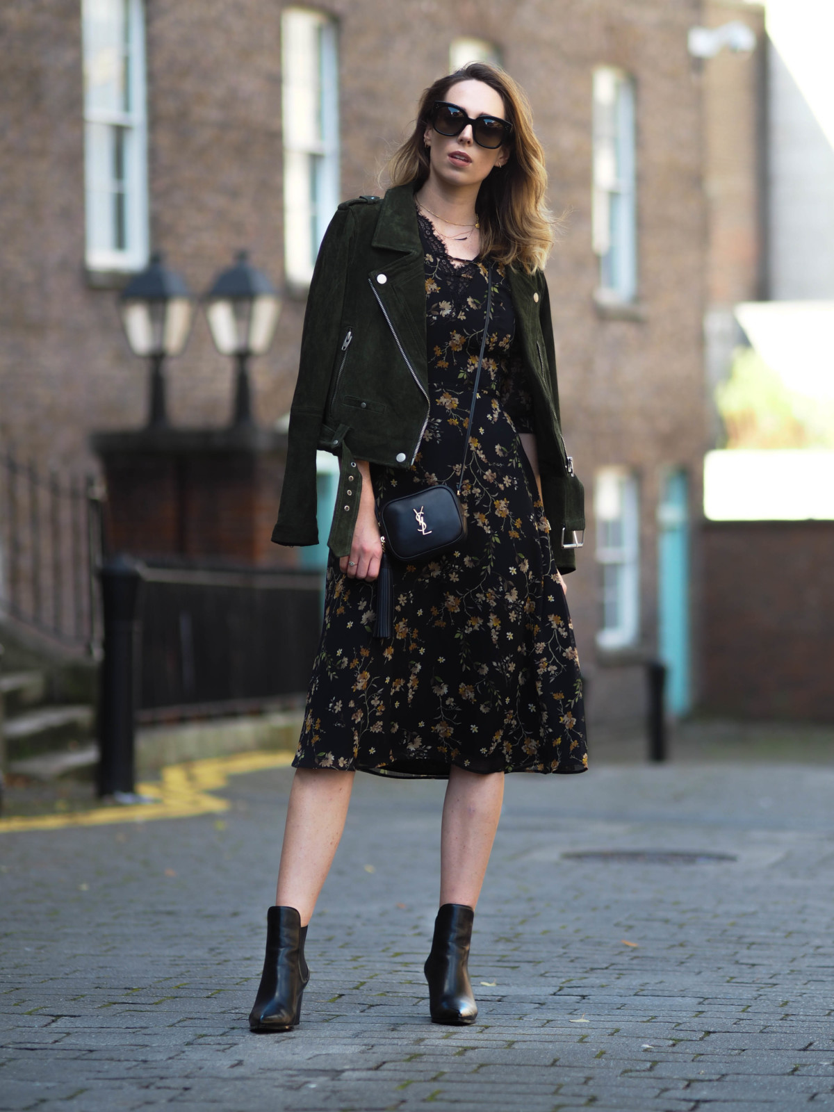 A/W Styling Hack: How to wear Autumn Florals