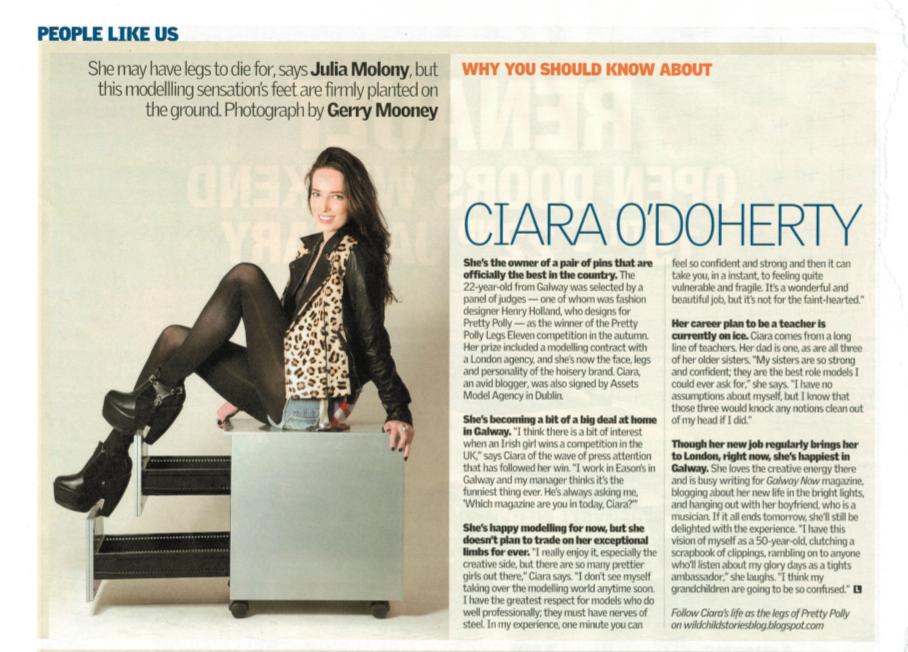 Sunday Independent Life Magazine!