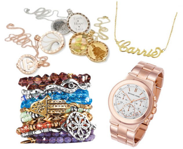 Wish List #5 ~ Birthday Jewellery
