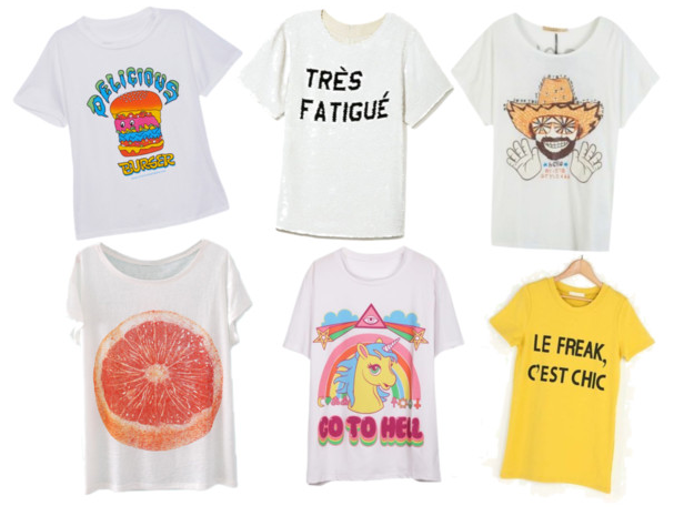 Wish List #7: Quirky t-Shirts