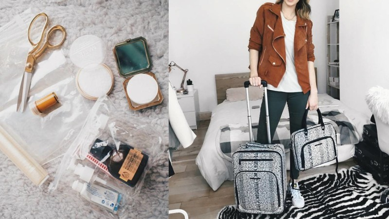 VIDEO: Packing Hacks: How to pack like a pro