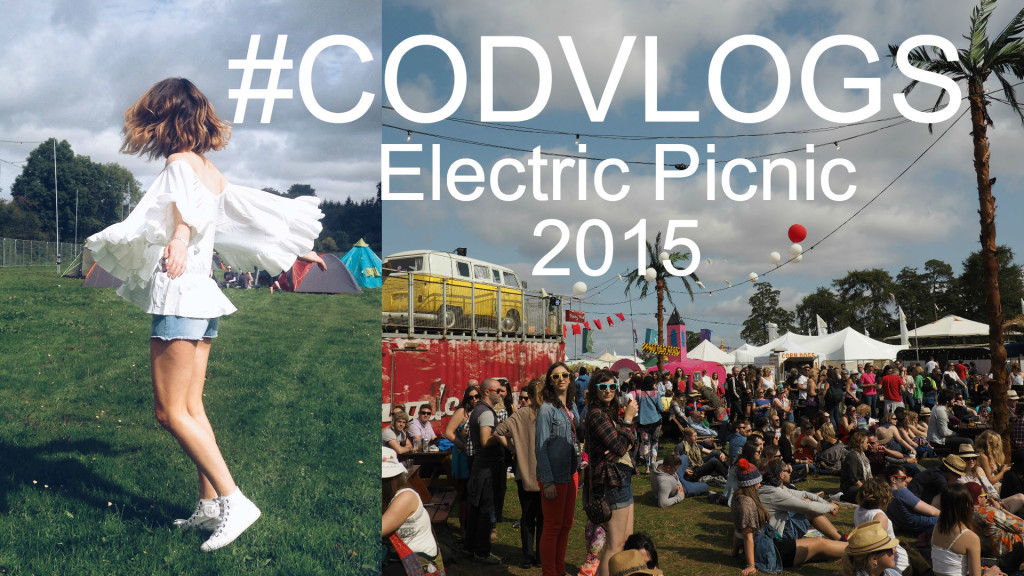 #CODVLOGS | Electric Picnic 2015